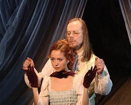 Актриса Елена Захарова много работает в театре и в кино