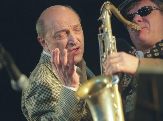 Игорь Бутман и Михаил Казаков