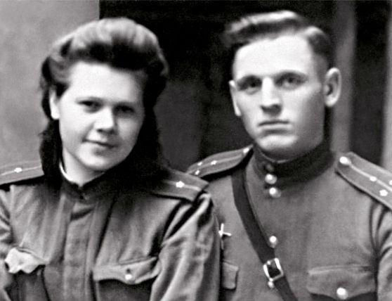 Родители Светланы Крючковой