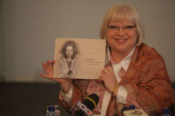 Светлана Крючкова с годами остается такой же обворожительной