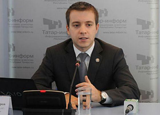 Родной город Николая Никифорова – Казань