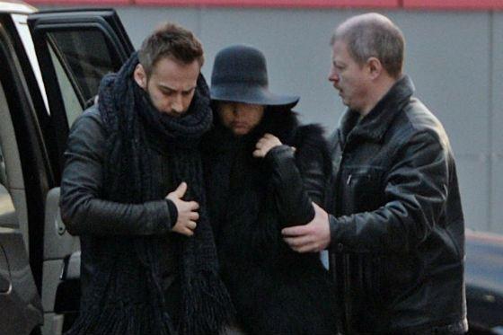 Дмитрий Шепелев был с Жанной до последнего мгновения