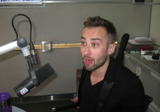 В начале карьеры Дмитрий Шепелев работал на радио