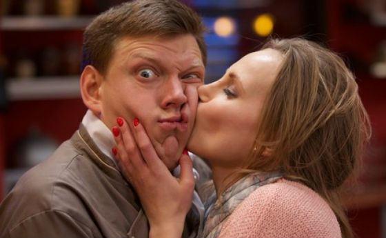 Сергей Лавыгин и Анна Бегунова вместе играли в «Кухне»