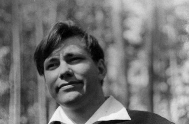 Андрей Кончаловский в молодости