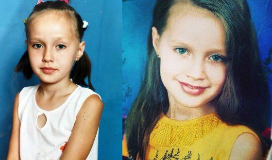 Детские фото Анастасии Костенко
