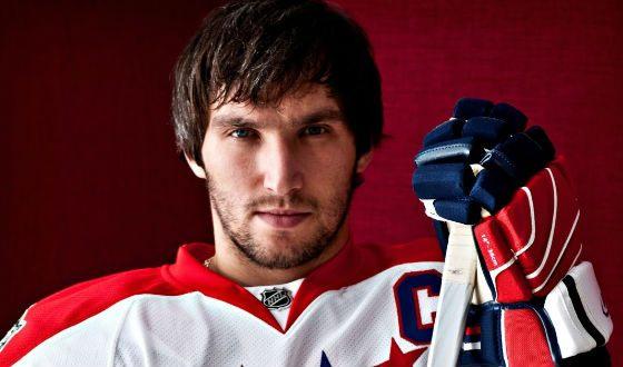 Звезда НХЛ Александр Овечкин