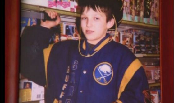 Александр Овечкин играет в хоккей с 8 лет