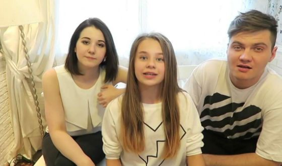 Кирилл и Ева Диденок – друзья Кати Адушкиной