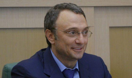 Отец Саида Керимова – Сулейман Керимов