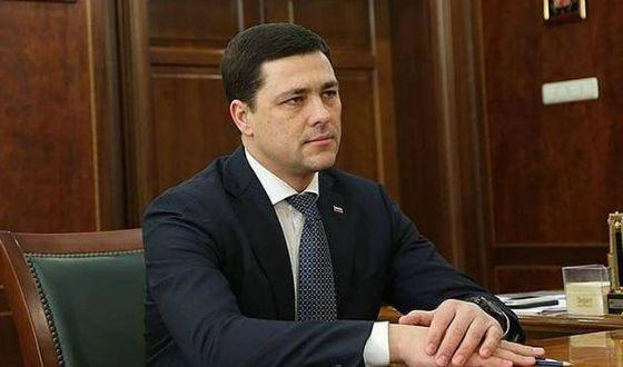 И.о. губернатора Псковской области Михаил Юрьевич Ведерников