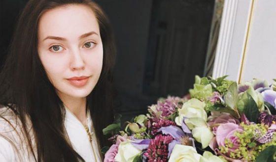 Анастасия Костенко без макияжа