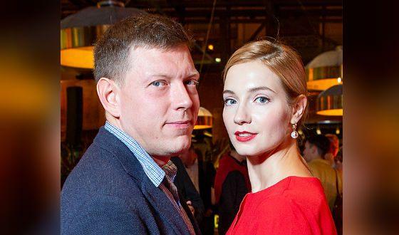 Мария Луговая, новая возлюбленная Сергея Лавыгина