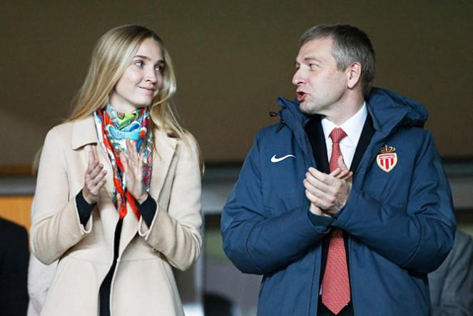 Дмитрий Рыболовлев и Анна Барсукова