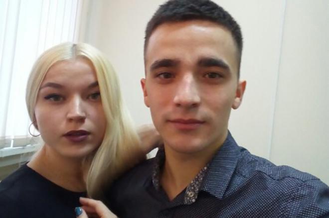 Екатерина и Сергей Семеновы в 2018 году