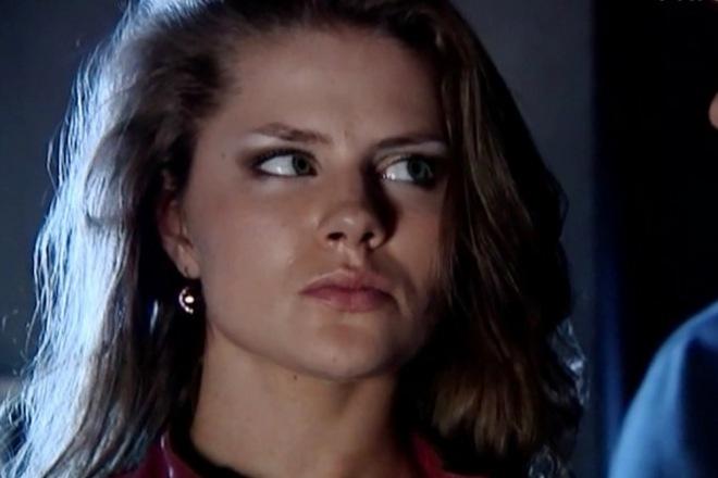 Натали Старынкевич в сериале «Глухарь»