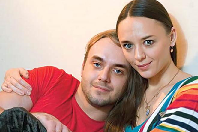 Максим Щеголев и Алла Казакова