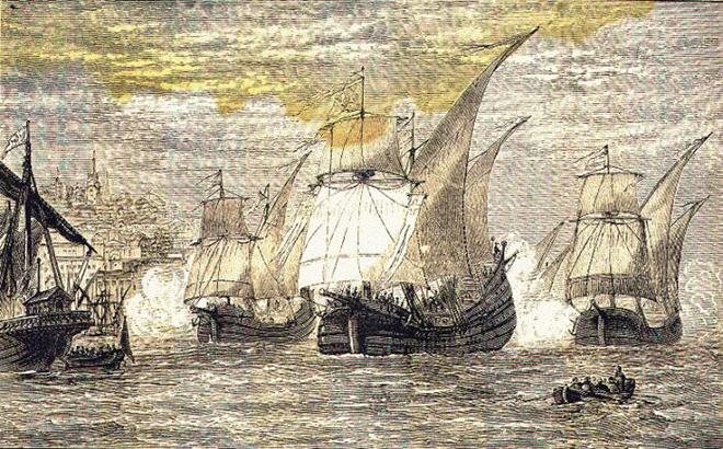 Корабли Васко Да Гамы