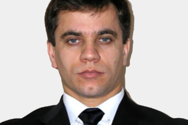Раюдин Юсуфов в молодости