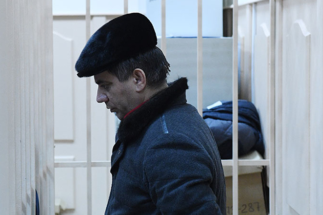 Раюдин Юсуфов в тюрьме