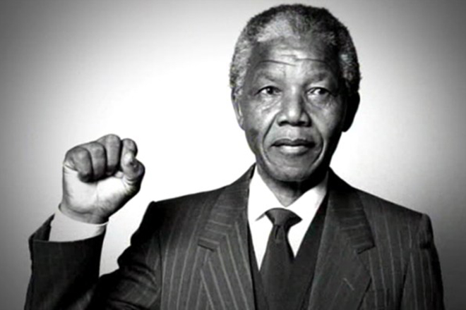 Политик Нельсон Мандела
