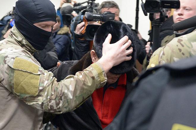 Арест Раюдина Юсуфова в 2018 году