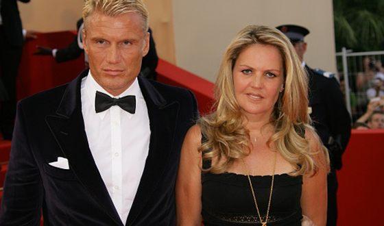 Дольф Лундгрен и Аннет Квиберг объявили о разводе