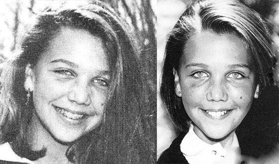 Мэгги Джилленхол в детстве
