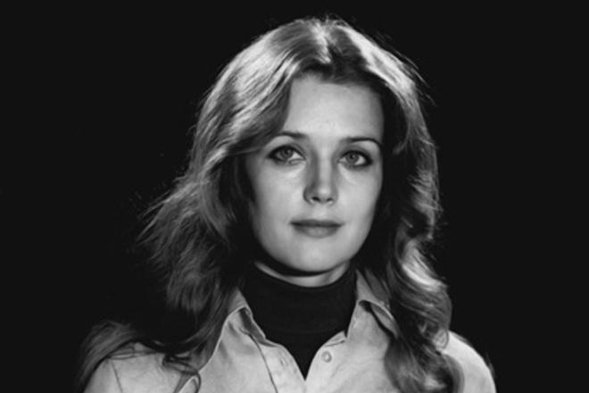Ирина Алфёрова в молодости