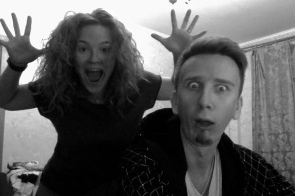 Татьяна Шаминина и ее муж Егор