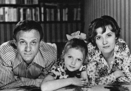 Владимир Меньшов в молодости женился на Вере Алентовой