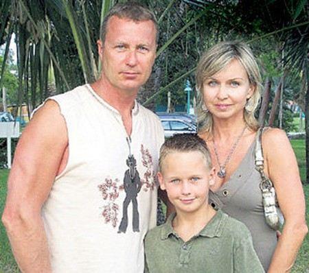Олег Штефанко биография личная жизнь семья жена дети  фото