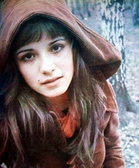 Елена Цыплакова в молодости поражала своей красотой