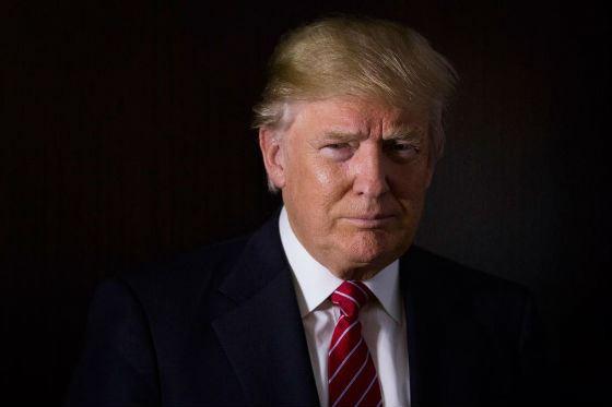Дональд Трамп – миллиардер, плейбой, филантроп