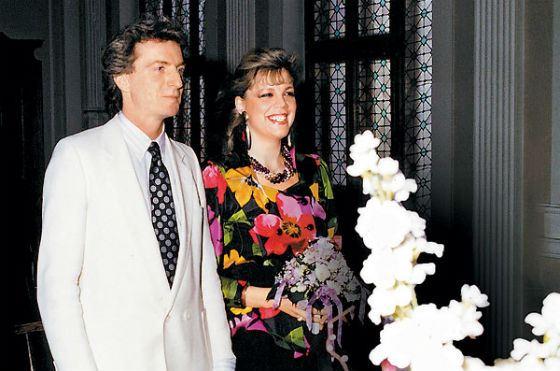 Фото со свадьбы Любови Казарновской и Роберта Росцика