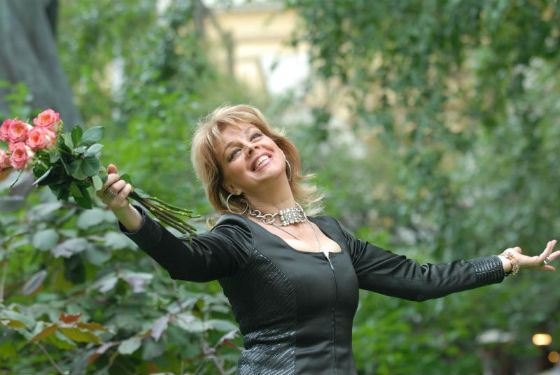 Будущего мужа Любовь Казарновская встретила в 1989 году