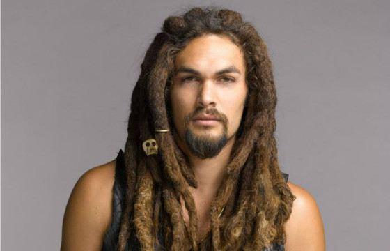 Американский актер гавайского происхождения Джейсон Момоа