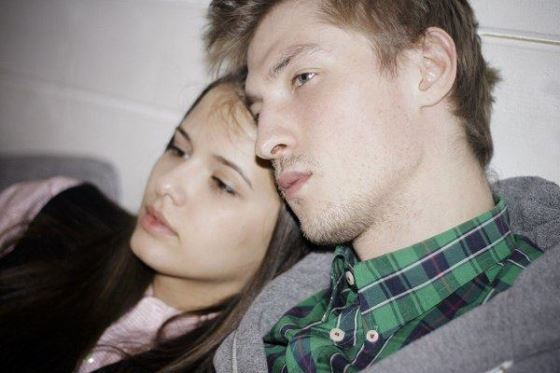 Любовь Аксенова и ее муж Павел
