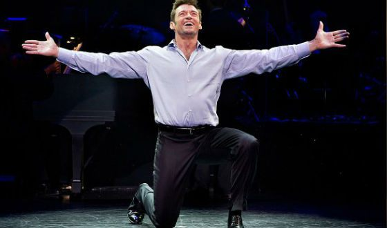 Хью Джекман – звезда Бродвея («Парнишка из страны Оз»)