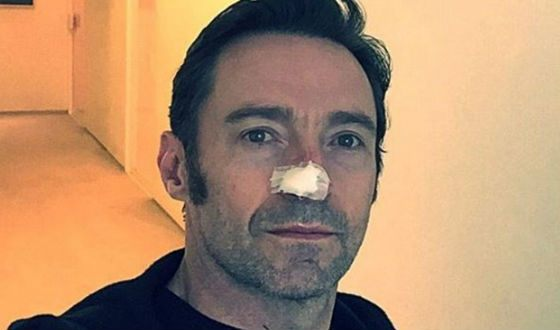 Хью Джекман борется с раком кожи
