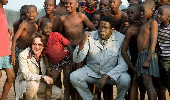 «Последнего короля Шотландии» действительно снимали в Уганде