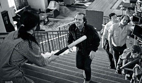 «Сияние»: Джек Николсон вновь играет психопата