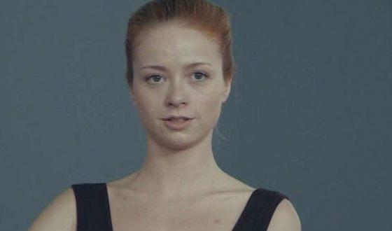 Софья Райзман сыграла гимнастку Наталью Чумакову