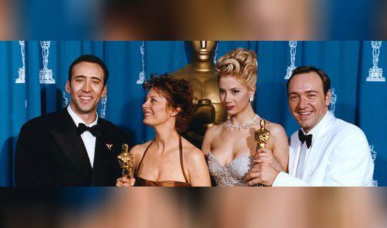 Николас Кейдж и его первый «Оскар»