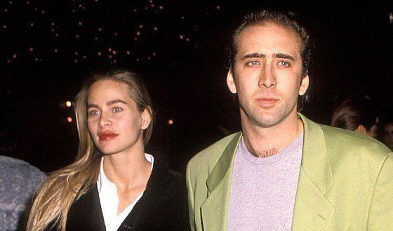 С Кристиной Фалтон (1990)