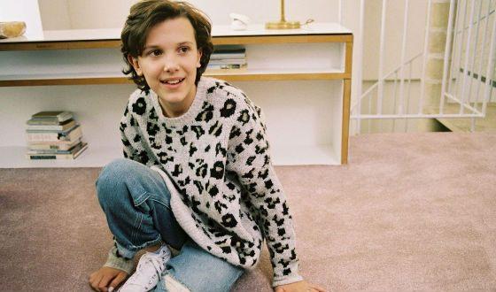 Юная актриса поразила всех своим профессионализмом