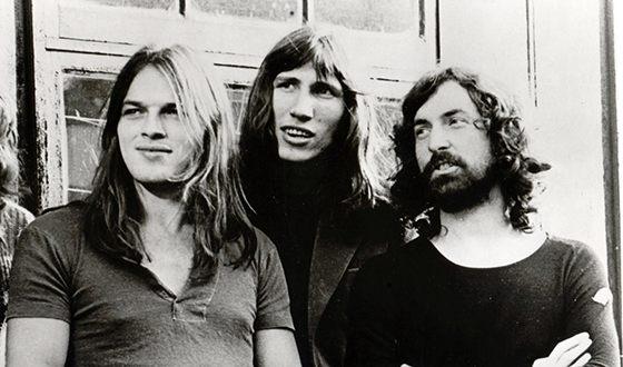 Дэвид Гилмор дружил с участниками Pink Floyd