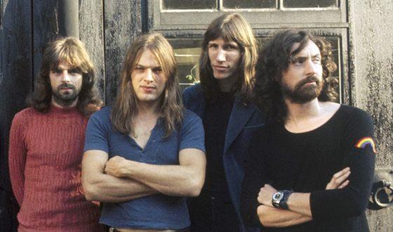 Дэвид Гилмор в группе Pink Floyd