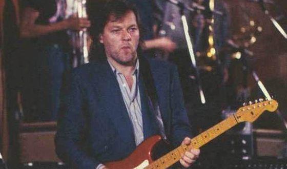 Дэвид Гилмор считался фронтменом группы