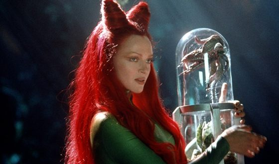 Прекрасная Ума Турман – Приключения Барона Мюнхаузена (1988)